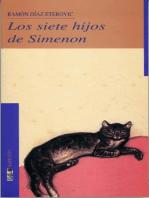Los siete hijos de Simenon