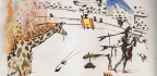 Salvador Dalí Etching Stolen From San Francisco Gallery In 'Snatch And Run'