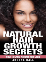 Natural Hair Growth Secrets