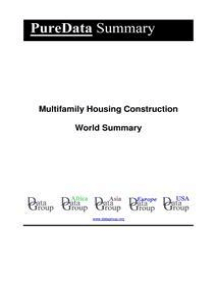 Multifamily Housing Construction World Summary: Market Values & Financials by Country