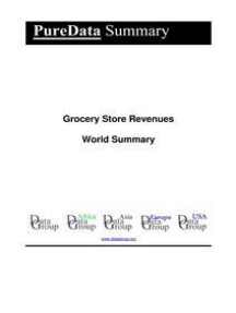 Grocery Store Revenues World Summary: Market Values & Financials by Country