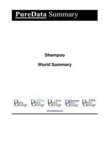 Shampoo World Summary: Market Values & Financials by Country