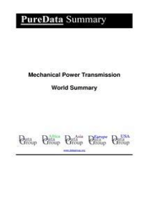 Mechanical Power Transmission World Summary: Market Values & Financials by Country