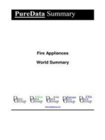 Fire Appliances World Summary