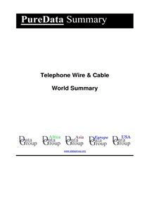 Telephone Wire & Cable World Summary