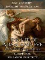 Latin Life of Adam and Eve