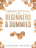 Penny Stocks For Beginners & Dummies