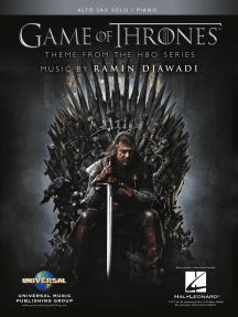 Game of Thrones for Alto Sax and Piano: Theme from the HBO Series