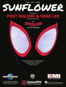 Sunflower Sheet Music: (from Spider-Man: Into the Spider-Verse)