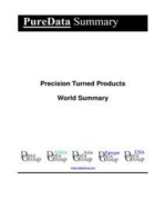 Precision Turned Products World Summary