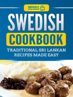 Swedish Cookbook