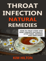 Throat Infection Natural Remedies