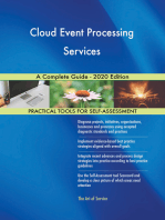 Cloud Event Processing Services A Complete Guide - 2020 Edition