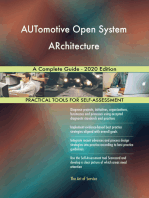 AUTomotive Open System ARchitecture A Complete Guide - 2020 Edition