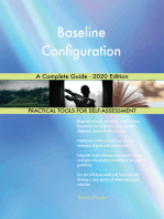 Baseline Configuration A Complete Guide - 2020 Edition