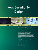 Aws Security By Design A Complete Guide - 2020 Edition