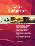 Service Configuration A Complete Guide - 2020 Edition
