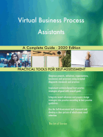 Virtual Business Process Assistants A Complete Guide - 2020 Edition
