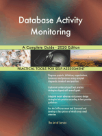 Database Activity Monitoring A Complete Guide - 2020 Edition