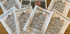 Australian Newspapers 'Censor' Their Front Pages In Protest Against Government Secrecy Laws