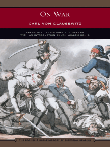 On War (Barnes & Noble Library of Essential Reading)