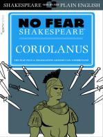 Coriolanus (No Fear Shakespeare)