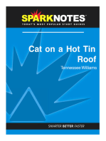 Cat on a Hot Tin Roof (SparkNotes Film Guide)