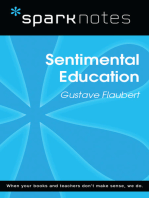 Sentimental Education (SparkNotes Literature Guide)