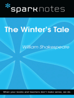 The Winter's Tale (SparkNotes Literature Guide)