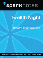 Twelfth Night (SparkNotes Literature Guide)