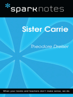 Sister Carrie (SparkNotes Literature Guide)