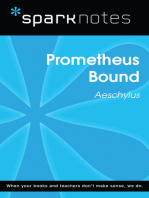 Prometheus Bound (SparkNotes Literature Guide)