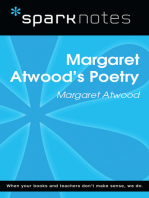 Margaret Atwood's Poetry (SparkNotes Literature Guide)