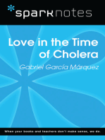 Love in the Time of Cholera (SparkNotes Literature Guide)