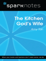 The Kitchen God's Wife (SparkNotes Literature Guide)