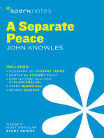 A Separate Peace SparkNotes Literature Guide