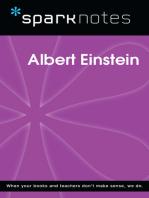 Albert Einstein (SparkNotes Biography Guide)
