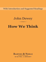 How We Think (Barnes & Noble Digital Library)