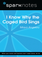 I Know Why the Caged Bird Sings (SparkNotes Literature Guide)