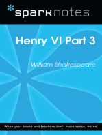 Henry VI Part 3 (SparkNotes Literature Guide)