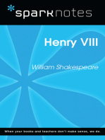 Henry VIII (SparkNotes Literature Guide)