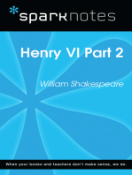 Henry VI Part 2 (SparkNotes Literature Guide)