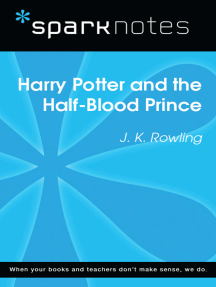 Harry Potter and the Half-Blood Prince (SparkNotes Literature Guide)