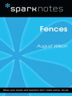 Fences (SparkNotes Literature Guide)