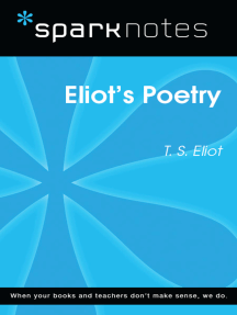 Eliot's Poetry (SparkNotes Literature Guide)