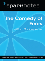 The Comedy of Errors (SparkNotes Literature Guide)