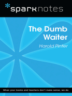 The Dumb Waiter (SparkNotes Literature Guide)