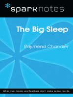 The Big Sleep (SparkNotes Literature Guide)