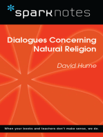 Dialogues Concerning Natural Religion (SparkNotes Philosophy Guide)
