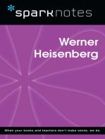 Werner Heisenberg (SparkNotes Biography Guide)